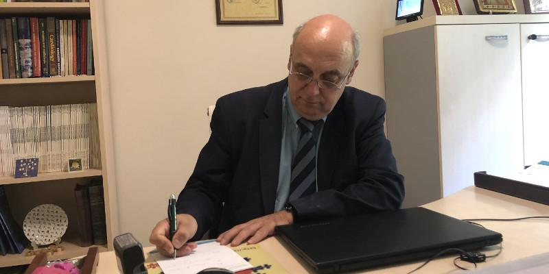Βιογραφικό Ιατρός Καρδιολόγος Νικόλαος Παναγιωτόπουλος