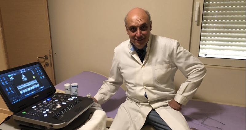 Heart Ultrasound Triplex